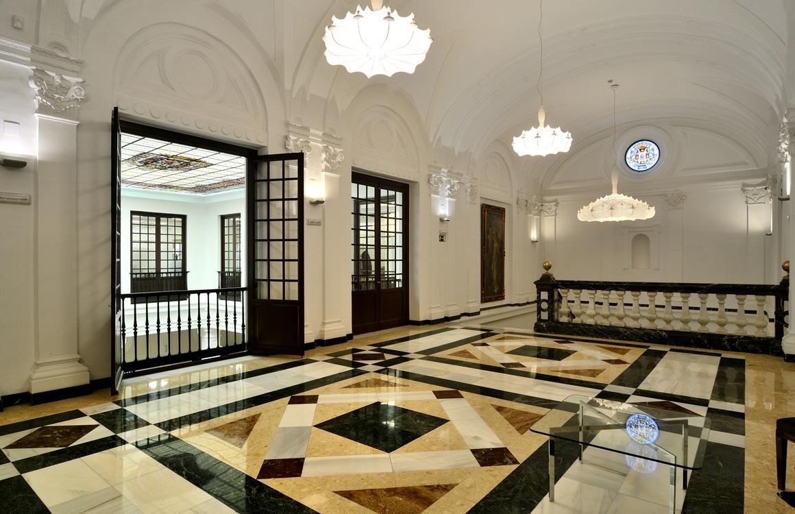 Sala del Consejo Consultivo de Andalucía