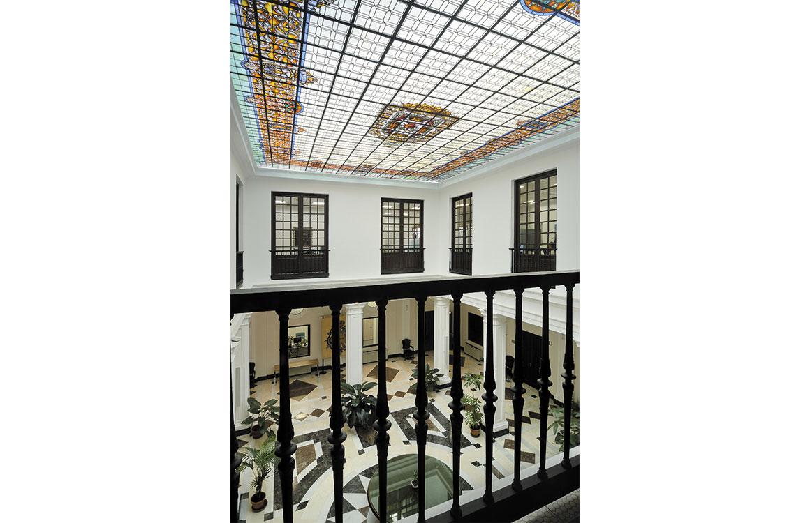 Balcón del Consejo Consultivo de Andalucía