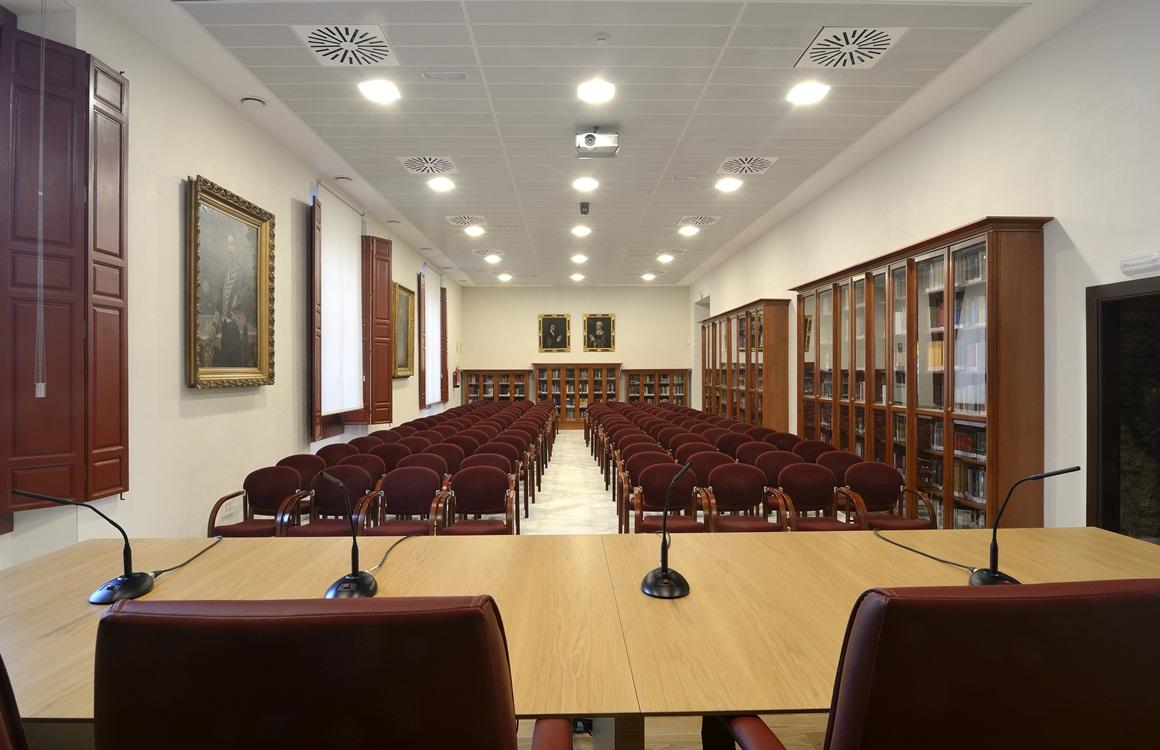 Sala de conferencias del Consejo Consultivo de Andalucía