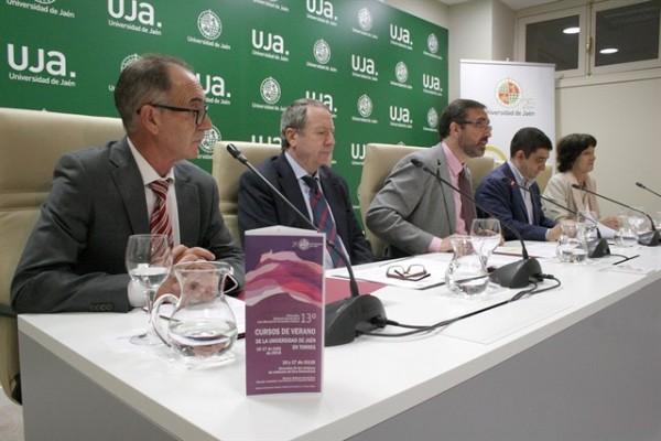 La problemática del régimen local en España, a debate del 10 al 11 de julio en los cursos de verano de la Universidad de Jaén.