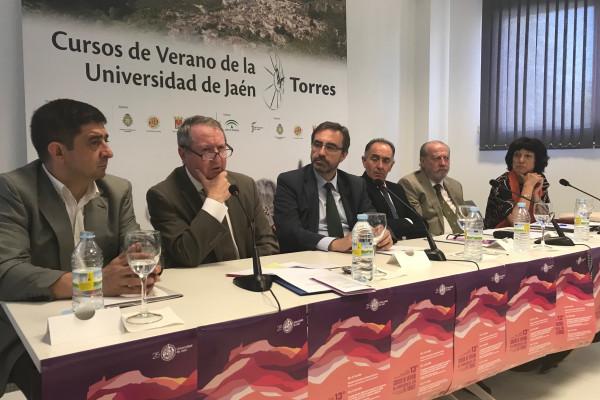 Inauguracion cursos Torres