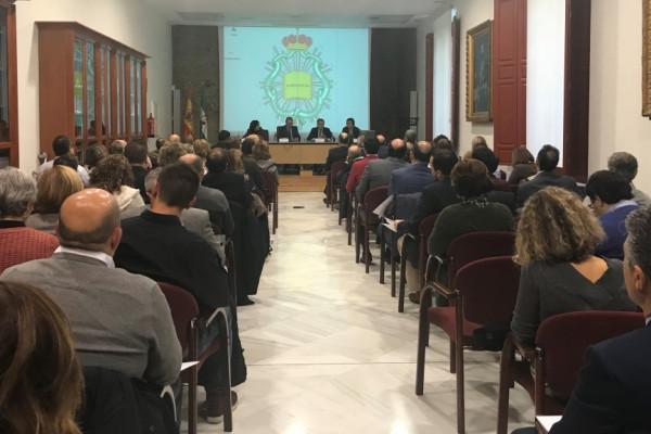 """Juan Cano Bueso: """"La nueva ley de contratos del sector público introduce mayor transparencia y refuerza la lucha contra la corrupción""""."""