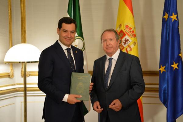 El Consejo Consultivo de Andalucía cierra el año 2018 con los mejores datos de su historia.