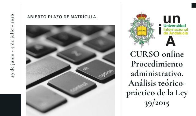 Curso de Procedimiento Administrativo