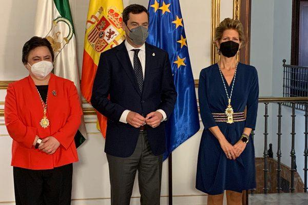María Dolores Pérez Pino, nueva consejera nata del Consejo Consultivo de Andalucía